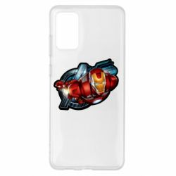 Чохол для Samsung S20+ Iron Man and Avengers