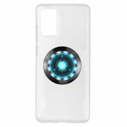 Чехол для Samsung S20+ Iron Man Device