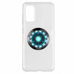 Чехол для Samsung S20 Iron Man Device