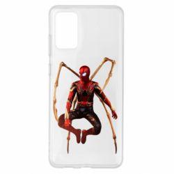 Чохол для Samsung S20+ Iron man spider