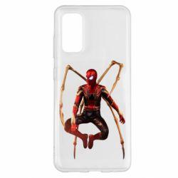 Чохол для Samsung S20 Iron man spider