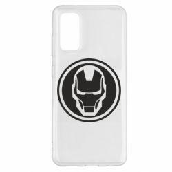 Чохол для Samsung S20 Iron man symbol