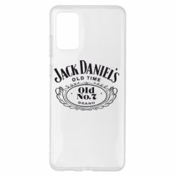 Чехол для Samsung S20+ Jack Daniel's Old Time