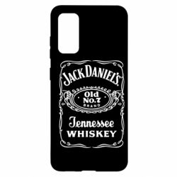 Чохол для Samsung S20 Jack daniel's Whiskey