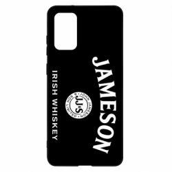 Чохол для Samsung S20+ Jameson Whiskey