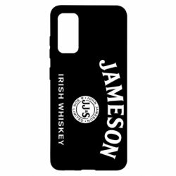 Чохол для Samsung S20 Jameson Whiskey