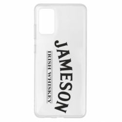 Чехол для Samsung S20+ Jameson