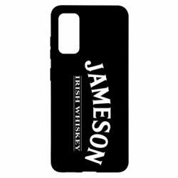 Чехол для Samsung S20 Jameson