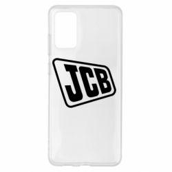 Чохол для Samsung S20+ JCB