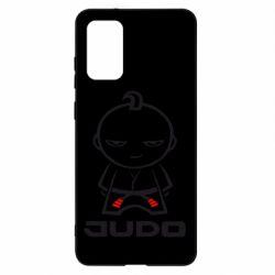 Чохол для Samsung S20+ Judo Fighter