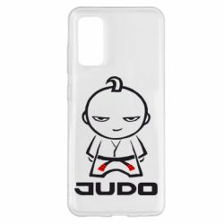 Чохол для Samsung S20 Judo Fighter
