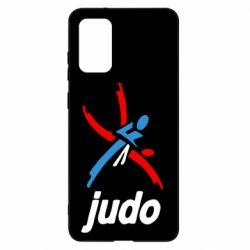 Чохол для Samsung S20+ Judo Logo