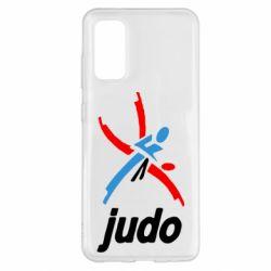 Чохол для Samsung S20 Judo Logo