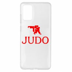 Чехол для Samsung S20+ Judo