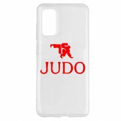 Чехол для Samsung S20 Judo