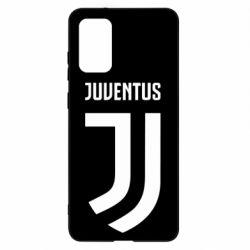 Чехол для Samsung S20+ Juventus Logo
