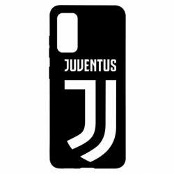 Чехол для Samsung S20 Juventus Logo