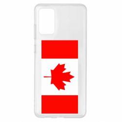 Чохол для Samsung S20+ Канада