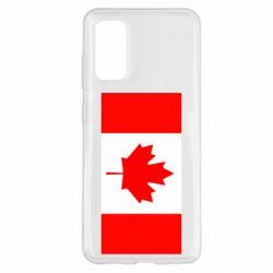 Чохол для Samsung S20 Канада