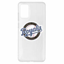 Чохол для Samsung S20+ Kansas City Royals