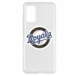 Чохол для Samsung S20 Kansas City Royals