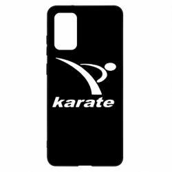 Чохол для Samsung S20+ Karate