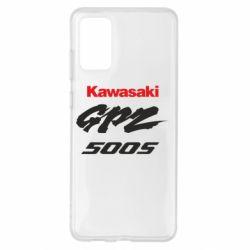 Чохол для Samsung S20+ Kawasaki GPZ500S