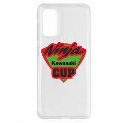 Чохол для Samsung S20 Kawasaki Ninja Cup