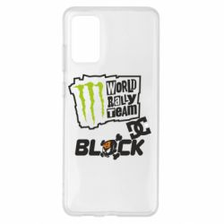 Чохол для Samsung S20+ Ken Block Monster Energy