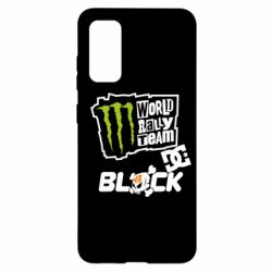 Чохол для Samsung S20 Ken Block Monster Energy