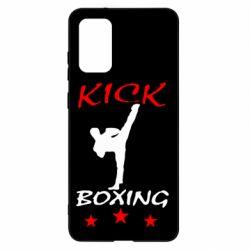 Чохол для Samsung S20+ Kickboxing Fight