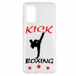 Чохол для Samsung S20 Kickboxing Fight