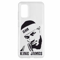 Чохол для Samsung S20 King James