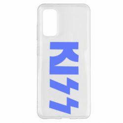 Чохол для Samsung S20 Kiss Logo