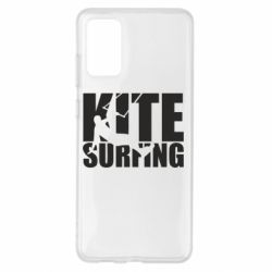 Чохол для Samsung S20+ Kitesurfing