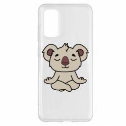Чехол для Samsung S20 Koala