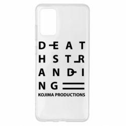 Чохол для Samsung S20+ Kojima Produ