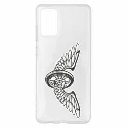 Чохол для Samsung S20+ Колесо та крила