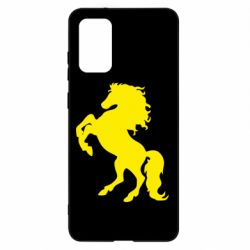 Чохол для Samsung S20+ Кінь