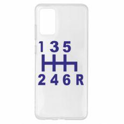 Чохол для Samsung S20+ Коробка передач
