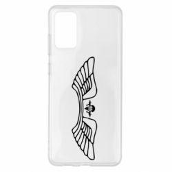 Чохол для Samsung S20+ Крила десанту