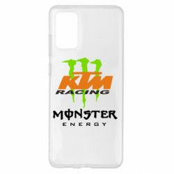 Чохол для Samsung S20+ KTM Monster Enegry