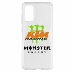 Чохол для Samsung S20 KTM Monster Enegry