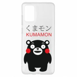 Чохол для Samsung S20+ Kumamon