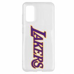 Чохол для Samsung S20 LA Lakers