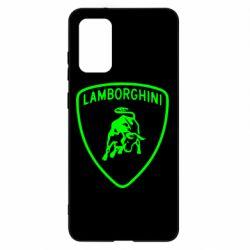 Чохол для Samsung S20+ Lamborghini Auto