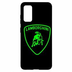 Чохол для Samsung S20 Lamborghini Auto