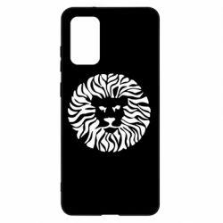 Чохол для Samsung S20+ лев