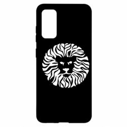 Чохол для Samsung S20 лев