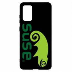 Чехол для Samsung S20+ Linux Suse